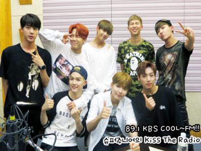 [FOTOS] 04.07.15 - BTS @ Radio Sukira